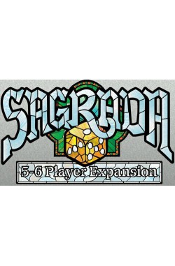 Sagrada: 5 and 6 Player Expansion