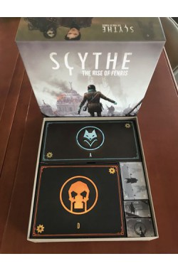 Preorder - Scythe: The Rise of Fenris [verwacht augustus]