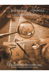 Sherlock Holmes Consulting Detective: The Thames Murders and Other Cases