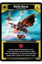 Star Realms: Battle Barge (Promo Card)