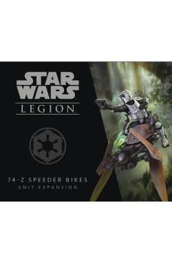 Preorder - Star Wars: Legion - 74-Z Speeder Bikes [Q1 2018]
