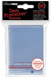 Ultra Pro Card Sleeves 66x91mm (50 stuks)