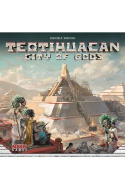 Preorder - Teotihuacan: City of Gods [verwacht februari 2019]