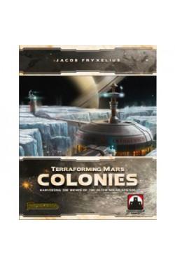 Preorder - Terraforming Mars: Colonies [EN] [verwacht oktober 2018]