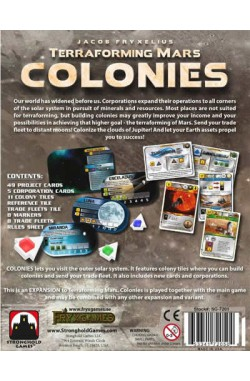 Terraforming Mars: Kolonies [NL]