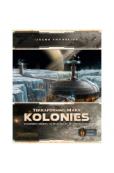 Preorder - Terraforming Mars: Kolonies [NL] [verwacht oktober 2018]