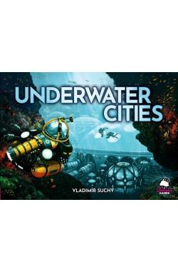Preorder - Underwater Cities + gratis biodome promo [verwacht januari 2019]