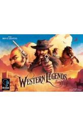 Preorder - Western Legends [Kickstarter Legendary version] [augustus 2018]