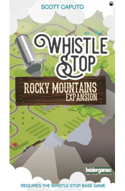 Whistle Stop: Rocky Mountains Expansion