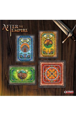 Preorder -  After The Empire [The Noble Kickstarter Version] [verwacht mei 2020]