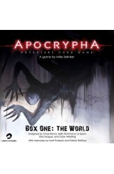 Apocrypha Adventure Card Game (schade)