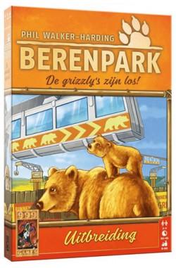 Berenpark: De Grizzly's zijn los!