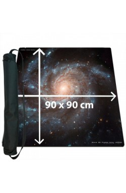 Blackfire Ultrafine Playmat - Space 90x90cm - met draagtas
