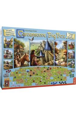 Carcassonne Big Box 3