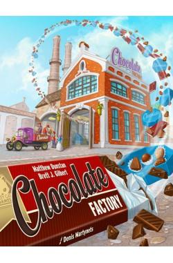 Preorder - Chocolate Factory [Kickstarter Master Chocolatier versie] [verwacht Oktober 2019]
