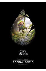 The City of Kings: Ancient Allies Character Pack 1 (Yanna - Kuma)