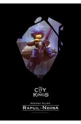 The City of Kings: Ancient Allies Character Pack 2 (Rapuil - Neoba)
