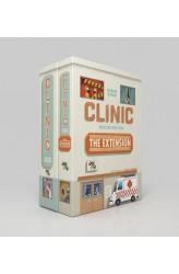 Preorder - Clinic: Deluxe Edition + the Extension [Kickstarter versie] [verwacht december 2019]