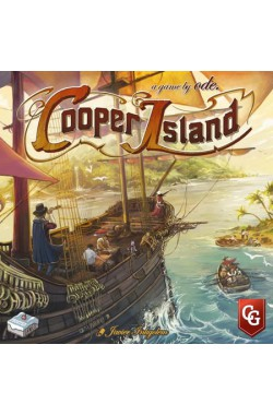 Preorder - Cooper Island [verwacht na essen 2019]
