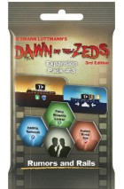 Dawn of the Zeds (Third edition): Expansion Pack 3 – Rumors and Rails