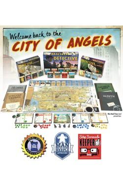 Preorder: Detective: City of Angels [Wise Head Kickstarter Versie] [verwacht juni 2020]