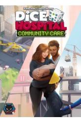 Preorder -  Dice Hospital: Community Care [Kickstarter Doctor Pledge] verwacht juni 2020]