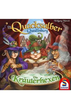 Die Quacksalber von Quedlinburg: Die Kräuterhexen (DU)