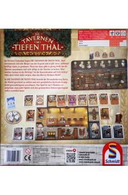 Die Tavernen im Tiefen Thal [Duitse versie]