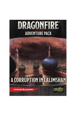 Dragonfire: Adventures – A Corruption in Calimshan