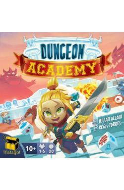 Preorder - Dungeon Academy (verwacht juli 2019)
