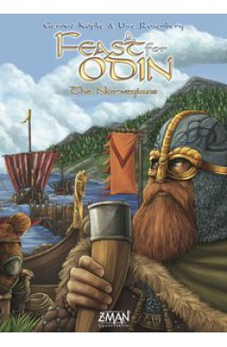A Feast for Odin: The Norwegians