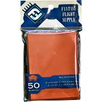 Fantasy Flight Solid Colored Card Game Sleeves 63.5x88mm (rood)