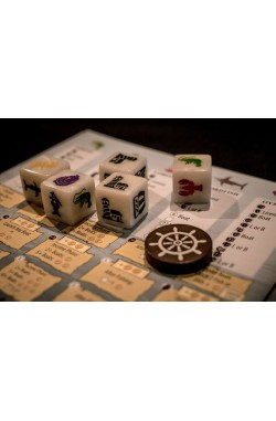 Fleet: The Dice Game + Deluxe extra's pack