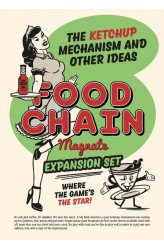 Preorder - Food Chain Magnate: The Ketchup Mechanism and Other Ideas (verwacht november 2019)