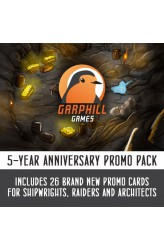Preorder - Garphill Games 5-Year Anniversary Promo Pack [verwacht april 2019]