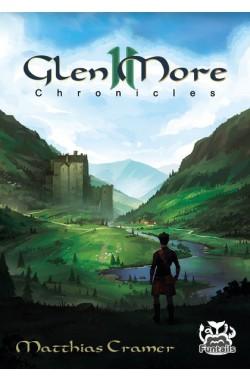 Preorder - Glen More II: Chronicles [Kickstarter Versie] [verwacht Essen 2019]