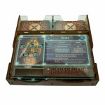 Gloomhaven: Blackfire Player Tableau Organizer