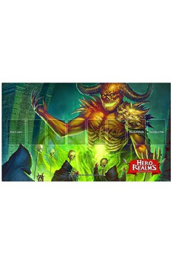 Hero Realms Playmat: Tyrannor