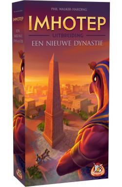 Imhotep: Een nieuwe Dynastie [NL]