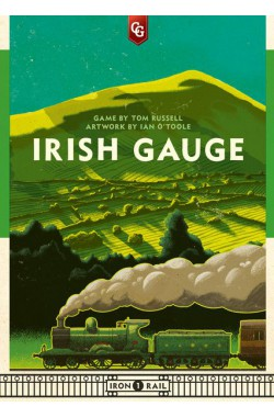Preorder - Irish Gauge (verwacht september 2019)