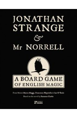 Jonathan Strange and Mr Norrell: A Board Game of English Magic