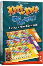 Keer op Keer Scoreblok (3 stuks)