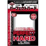 KMC Standard Sleeves - Perfect Hard (64x89mm)