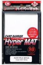 KMC Standard Sleeves - Hyper Mat Clear (66x91mm)