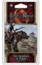 The Lord of the Rings: The Card Game – The Crossings of Poros (Haradrim Cycle - Pack 6)