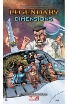 Legendary: A Marvel Deck Building Game – Dimensions