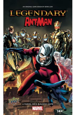 Legendary: A Marvel Deck Building Game – Ant-Man