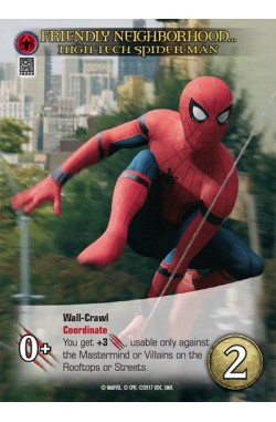 Legendary: A Marvel Deck Building Game – Spider-Man Homecoming