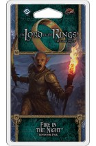 The Lord of the Rings: The Card Game – Fire in the Night (Ered Mithrin Cycle - Pack 3)
