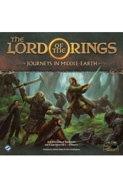 Preorder - The Lord of the Rings: Journeys in Middle-earth [verwacht Q2 2019]